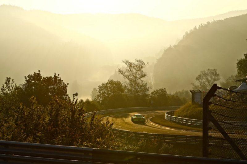 Porsche 911 GT3 R, Manthey-Racing (911), Earl Bamber (NZ), Michael Christensen (DK), Kevin Estre (F), Laurens Vanthoor (B),