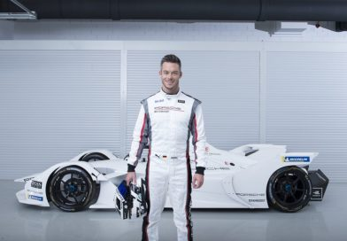 André Lotterer will be the second driver in the Porsche Formula E Team