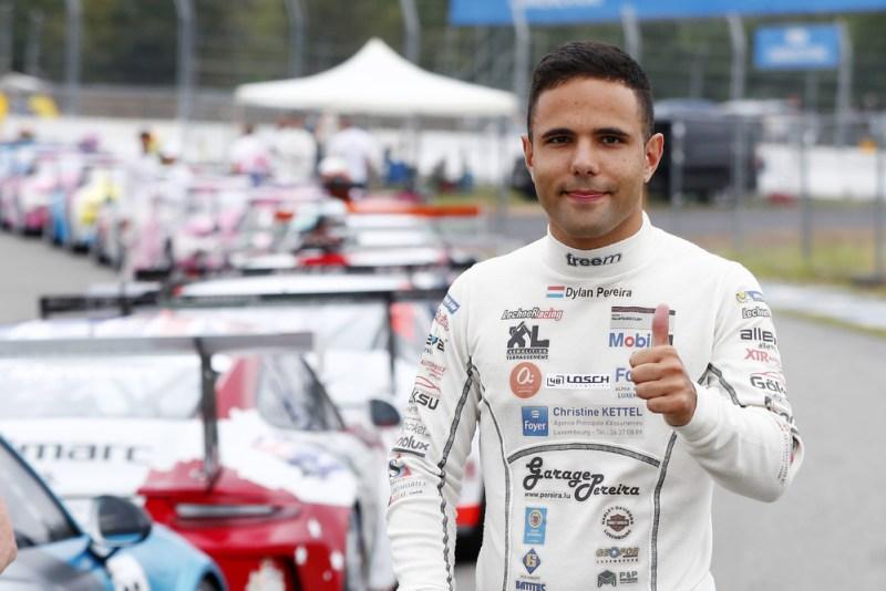 Dylan Pereira (L), Momo Megatron Lechner Racing, Porsche Mobil 1 Supercup, Hockenheim 2019