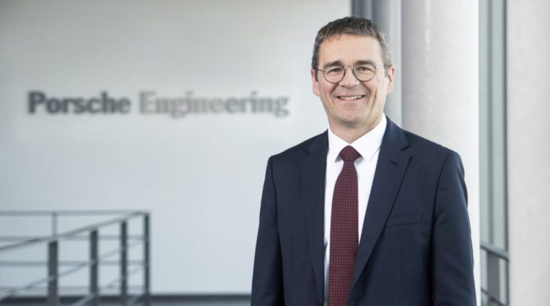 Peter Schäfer becomes Chairman of the Management Board of Porsche Engineering