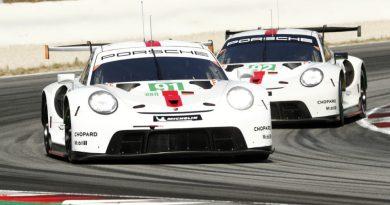 Porsche 911 RSR, Porsche GT Team (91), Gianmaria Bruni (I), Richard Lietz (A), Porsche GT Team (92), Michael Christensen (DK), Kevin Estre (F)