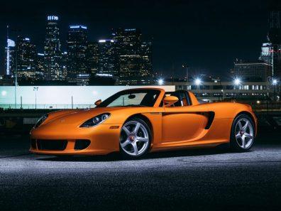 2005 Porsche Carrera GT RM Sotheby Monterey