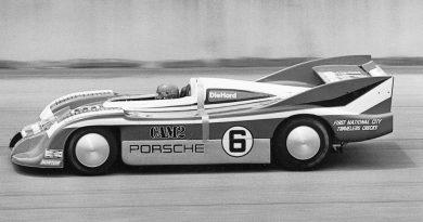 Mark Donohue World Record Talladega 1975