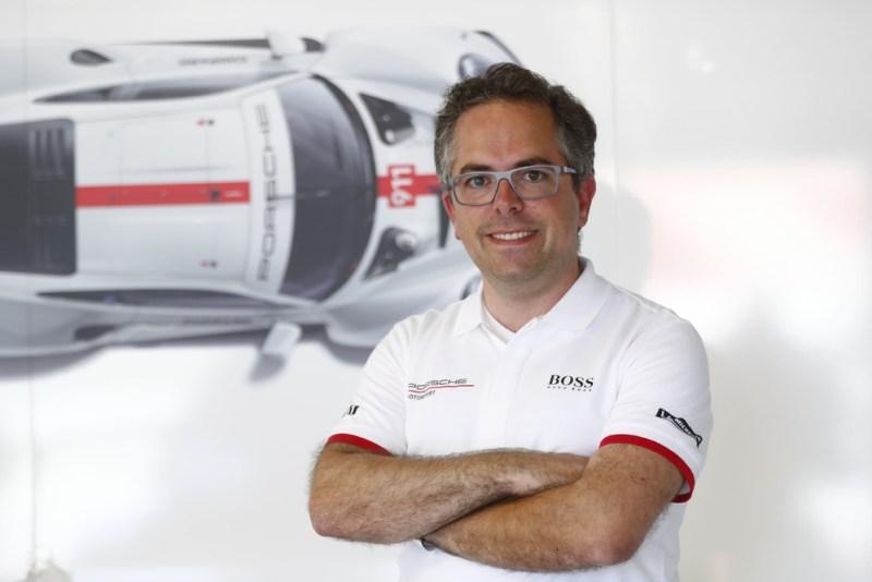 Pascal Zurlinden (Director GT Factory Motorsports)