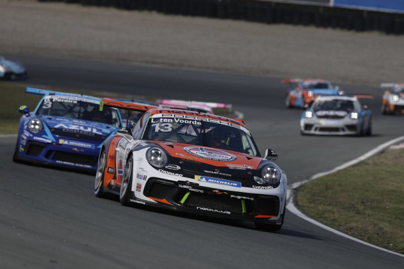 Porsche 911 GT3 Cup, Larry ten Voorde (NL), Porsche Carrera Cup Deutschland, Zandvoort 2019
