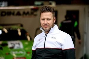Sebastian Golz (Project Manager Porsche 911 GT3 R)