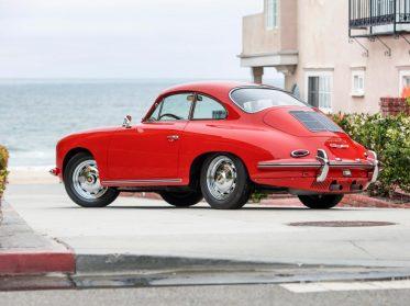 1963 Porche 356 Carrera 2 - Chassis 124097