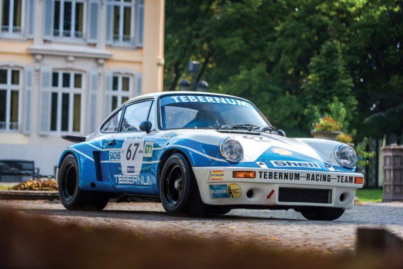 Paul Newman Porsche 911 RSR 3.0