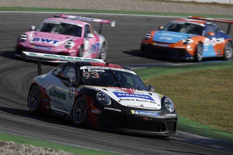Porsche 911 GT3 Cup, Jaxon Evans (NZ), Porsche Carrera Cup Deutschland, Hockenheimring 2 - 2019