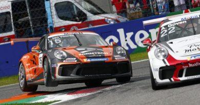 Porsche 911 GT3 Cup, Larry ten Voorde (NL), Porsche Mobil 1 Supercup, Monza 2019
