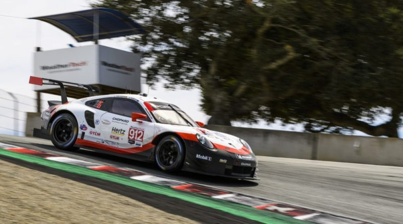 Porsche scores vital points on the way to a possible title win