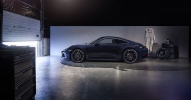 Porsche 911 Carrera 4S Belgian Legend Edition