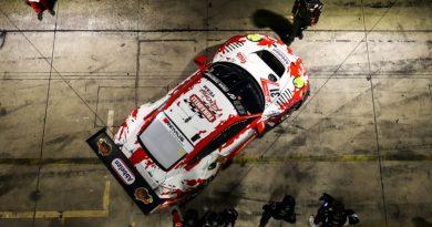 Porsche 911 GT3 R, Frikadelli Racing, Dennis Olsen (N), Nick Tandy (GB), Mathieu Jaminet (F)