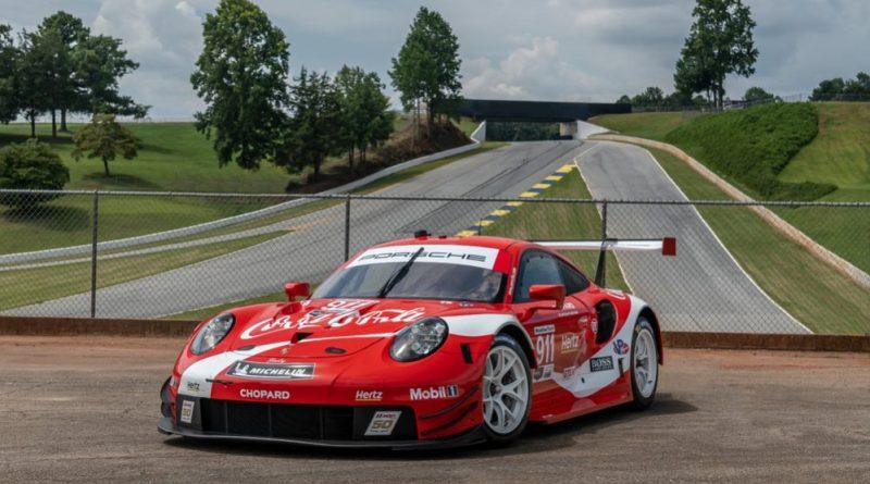 Porsche 911 RSR, Porsche GT Team-2