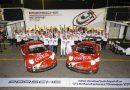 Porsche 911 RSR, Porsche GT Team Nick Tandy, Frederic Makowiecki, Patrick Pilet, Laurens Vanthoor, Earl Bamber, Mathieu Jaminet (l-r)
