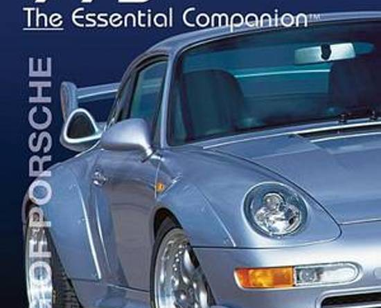 Porsche 993 Esasential Companion Streather