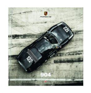 Cover Porsche 904 by Jurgen Lewandowski / Stefan Bongers