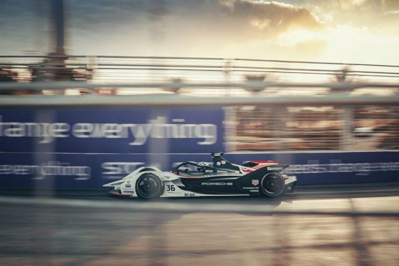André Lotterer, #36 - Formula E Riyadh
