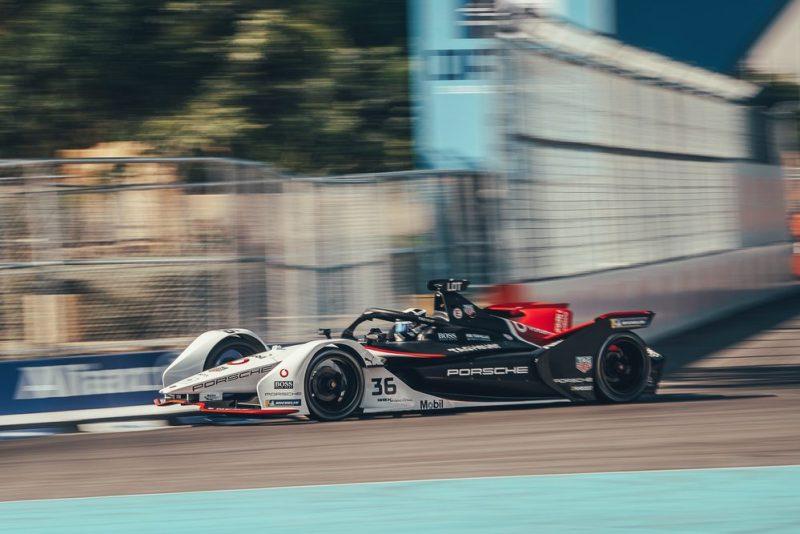 André Lotterer - Formula E Riyadh