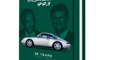 Porsche 993 25 years 1994 - 2019