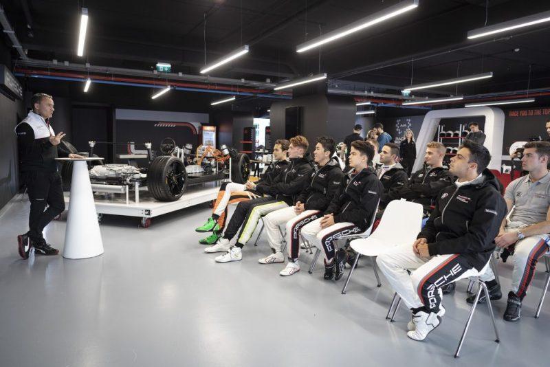 Porsche Motorsport Junior Programme, Sascha Maassen (D)