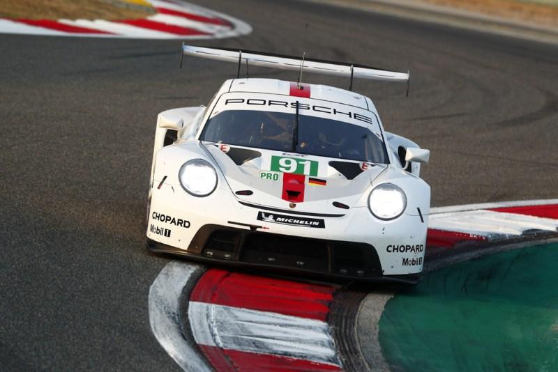Porsche 911 RSR, Porsche GT Team (91), Gianmaria Bruni (I), Richard Lietz (A),