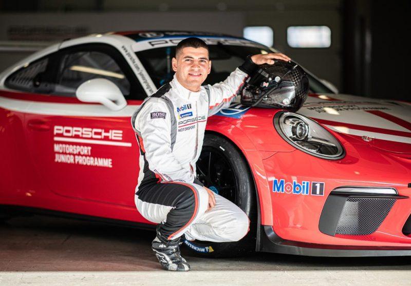 Porsche-Junior Ayhancan Güven (TR)