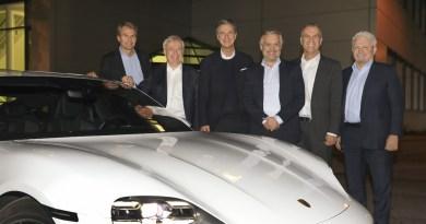 Porsche, MHP and Munich Re establish joint venture