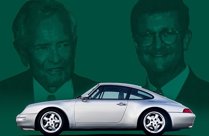 Porsche 993 - 25 years 1984 - 2019 by Andreas Gabriel