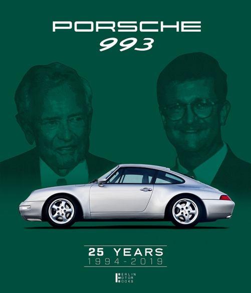 Porsche 993 - 25 years 1984 - 2019 by Andreas Gabriel