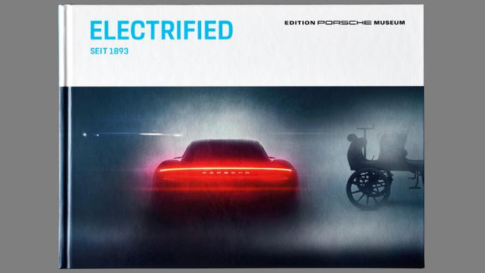 Electrified Book Cover