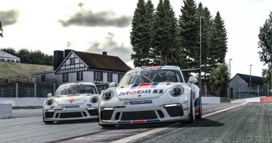Porsche Mobil 1 Supercup Virtual Edition Spa Francorchamps