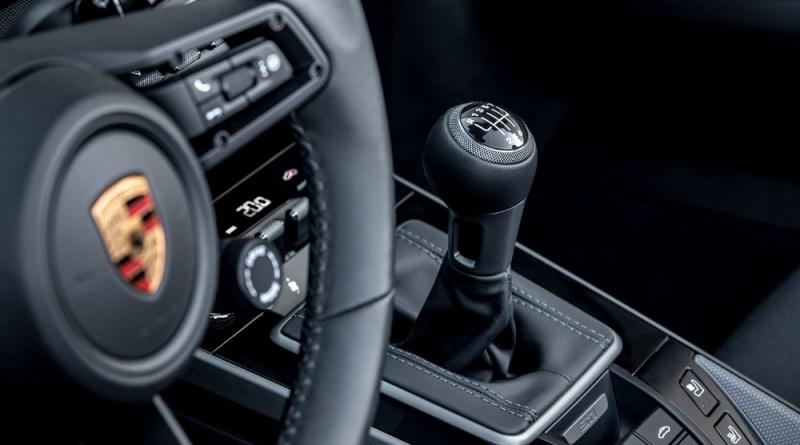 Porsche 911 model changes