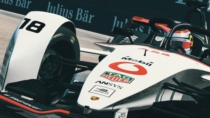 """Lotterer and Jani in the points at """"Race at Home Challenge"""" in Berlin"""
