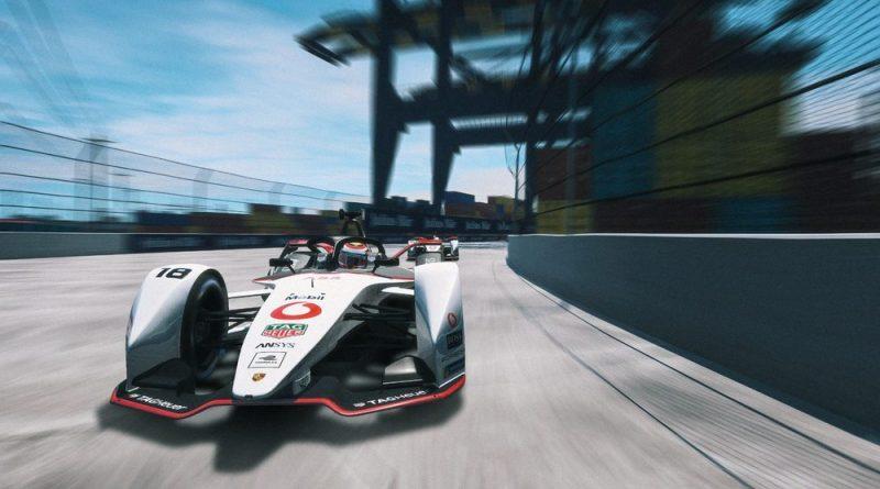 Neel Jani, Porsche 99X Electric, #18, André Lotterer, Porsche 99X Electric, #36jpg
