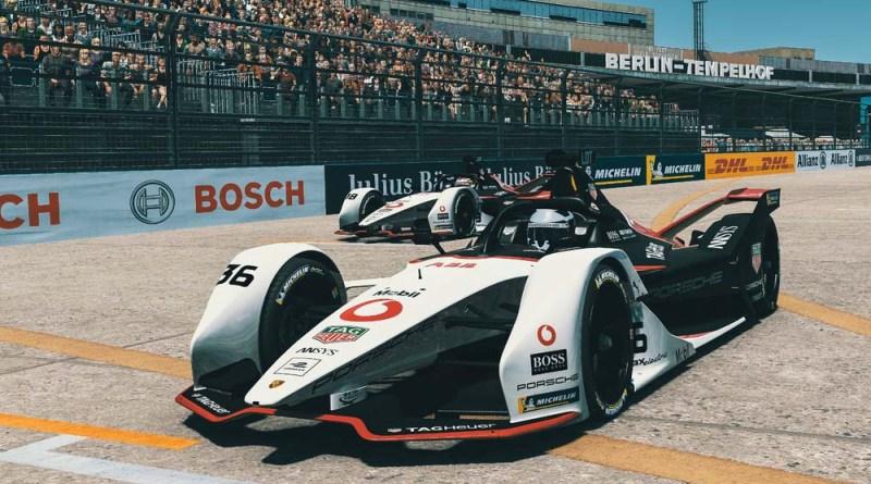 2020 Formula E Berlin