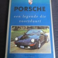 Porsche - een legende die voortduurt