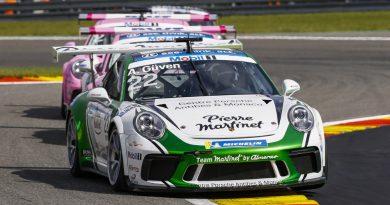Porsche Mobil 1 Supercup Spa 2020