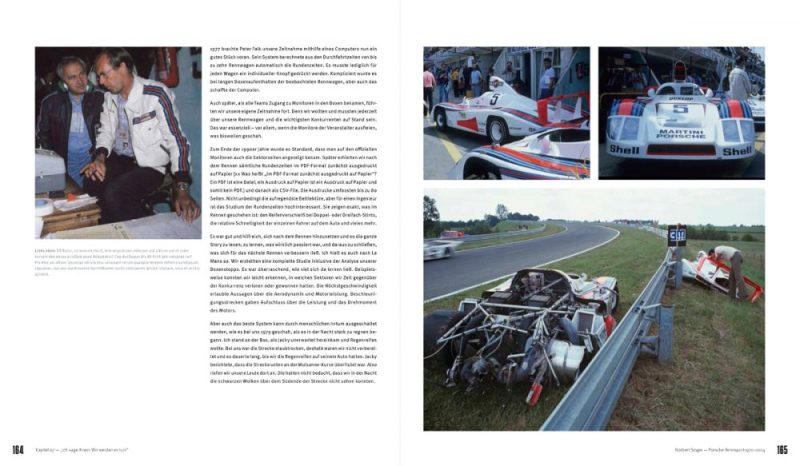 Norbert Singer - Porsche Rennsport 1970 - 2004