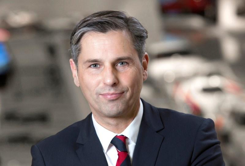 Klaus Zellmer, former CEO Porsche Cars North America