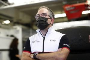 Pascal Zurlinden (Director Factory Motorsport)