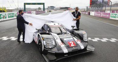 Porsche 919 Le Mans 24H museum