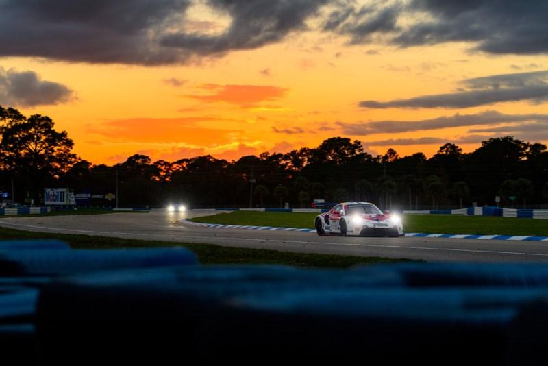 Porsche 911 RSR, Porsche GT Team (#912), Earl Bamber (NZ), Laurens Vanthoor (B), Neel Jani (CH)