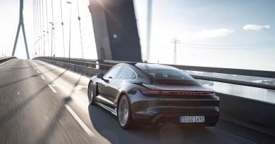 Porsche return on sales