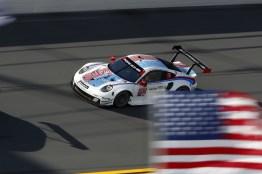 Daytona 2019: The Porsche 911 RSR in iconic Brumos livery