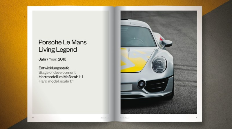 Book Porsche Unseen by Stefan Bogner