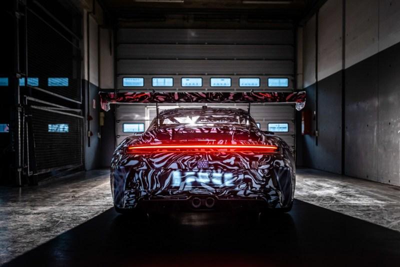 New Porsche 911 GT3 Cup (Generation 992)