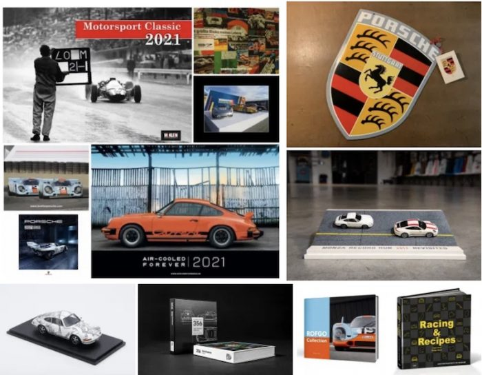 Some great gift ideas for Porsche fans
