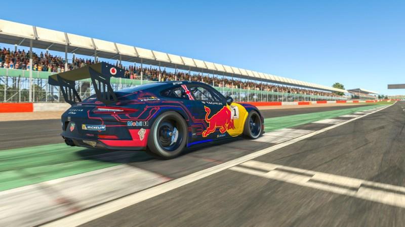 Porsche 911 GT3 Cup, Sebastian Job (GB), #1, Porsche TAG Heuer Esports Supercup, 2021