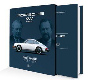 Porsche 911 G-model : the book 1974 - 1989